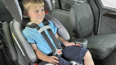 Age Height For Child In Front Seat