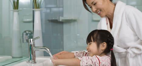 Hand Washing: A Powerful Antidote to Illness