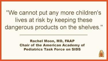 AAP Urges U.S. Consumer Product Safety Commission to Recall Fisher-Price Rock 'n Play Sleeper