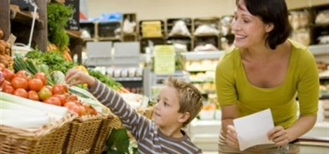 Gluten-Free Shopping Tips for Parents