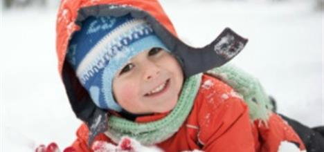 Tips to Keep Kids Warm All Winter