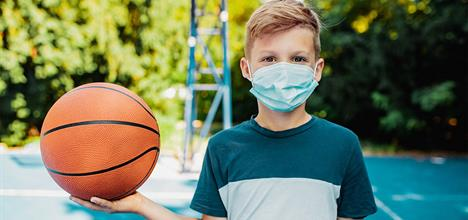 Kids and Masks: Why Cloth Face Coverings are Needed in Youth Sports During COVID-19